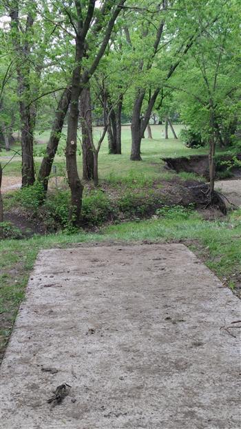 Peter Pan Park - Optimist Disc Golf Course image