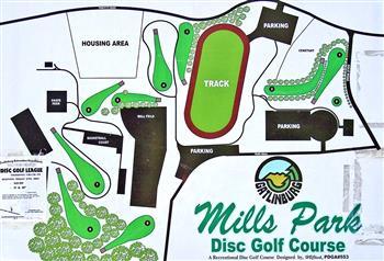 Mills Park DGC image