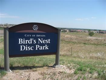 Birds Nest Disc Park image