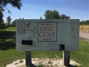 Blackfoot Disc Golf image